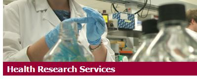 health research services logo
